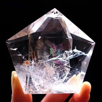 水晶五芒星