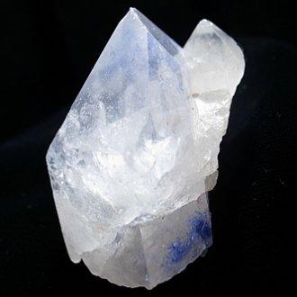 デュモルチェライトインクォーツ原石