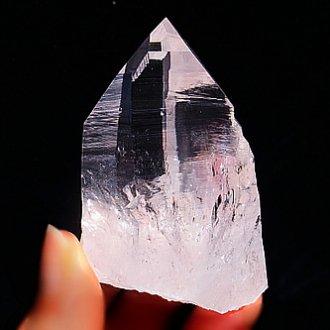 コロンビア水晶<br>虹の神殿