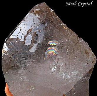 巨大ヒマラヤ水晶<br>虹の門