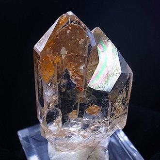 ガネーシュヒマール産水晶<br>ゴールデンヒーラー