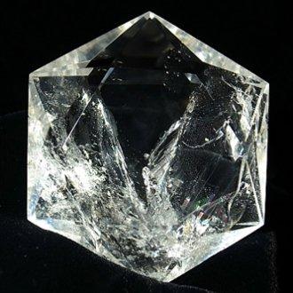 水晶六芒星(虹)