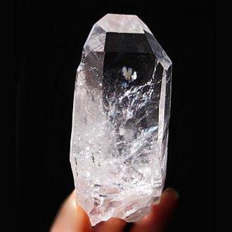 コロンビア水晶、、、金の蝶