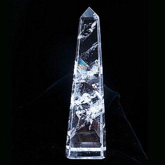 水晶オベリスク