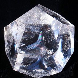 水晶ジオメトリック<br>正12面体