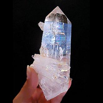 レインボーボルテックス<br>コロンビア水晶