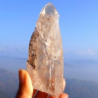 ヒマラヤ水晶水晶<br>長老の石
