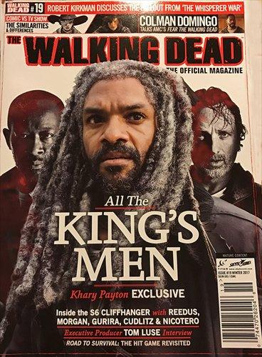 【海外ドラマ】 ウォーキング・デッド WALKING DEAD 海外公式雑誌 Official Magazine #19