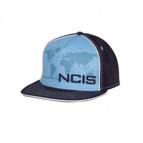 【海外ドラマ】 NCIS-ネイビー犯罪捜査班-: NCIS ワールドマップ・ベースボールキャップ