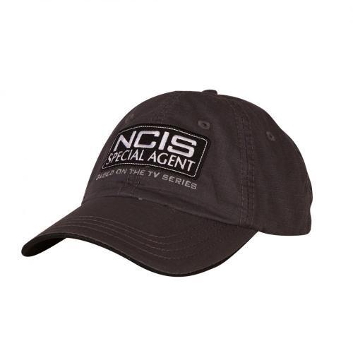 【海外ドラマ】 NCIS-ネイビー犯罪捜査班-: NCIS 特別捜査官ベースボールキャップ【GRAY】