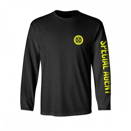 【海外ドラマ】 NCIS ネイビー犯罪捜査班 長袖 公式ライセンスTシャツ