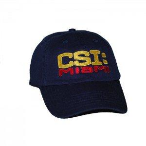 【海外ドラマ】CSI マイアミ ベースボールキャップ