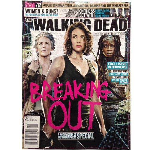 【海外ドラマ】 ウォーキング・デッド WALKING DEAD 海外公式雑誌 Official Magazine #12