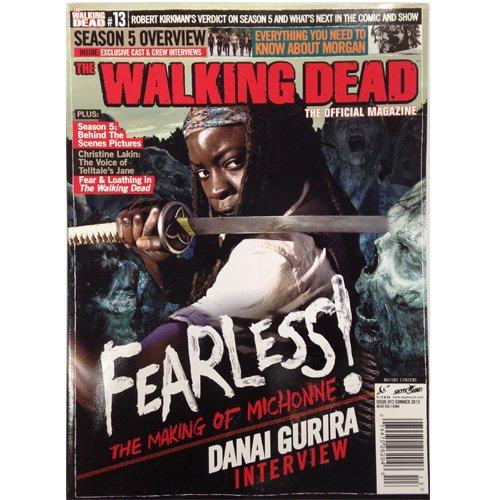 【海外ドラマ】 ウォーキング・デッド WALKING DEAD 海外公式雑誌 Official Magazine #13