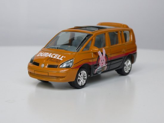 RENAULT ESPACE DURACELL 3インチ