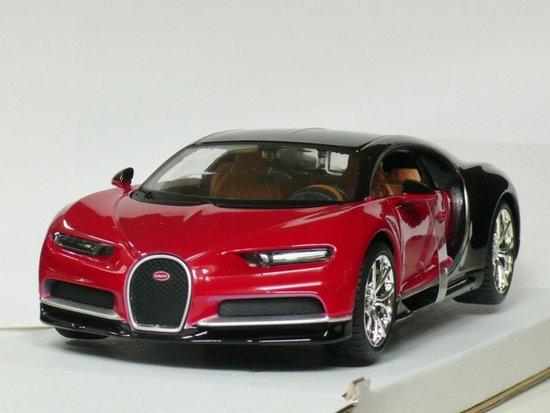 Bugatti Chiron Le Patron 2016 1/24