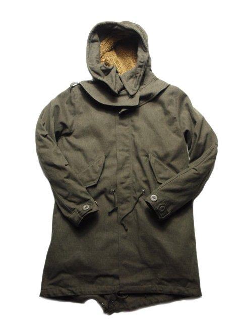 Davit MEURSAULT Mods coat