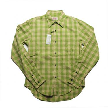 J.SABATINO CUSTOM CHECK L/S SHIRT
