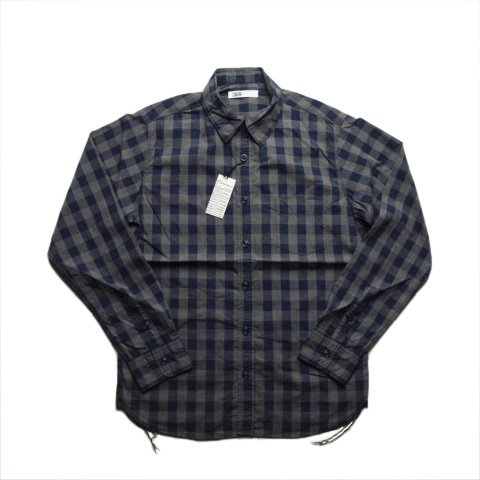 J.SABATINO GRANDRELLE YARN CHECK BD SHIRT