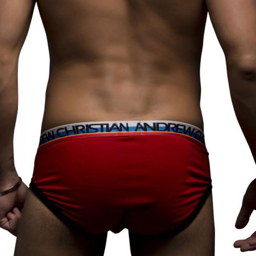 ANDREW CHRISTIAN Almost Naked Brief W/Show-It XS/XL_商品説明2