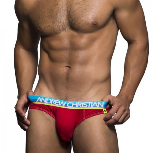 ANDREW CHRISTIAN Happy Tagless Brief S/XL_商品説明2