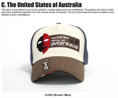 CROOTA CAP 【C. The United States of Australia】