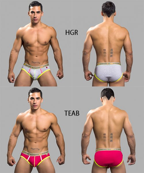 ANDREW CHRISTIAN show-It Tagless Brief XS/XL_商品説明3
