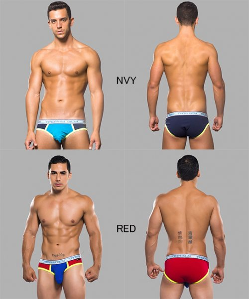 ANDREW CHRISTIAN Trophy Boy Brief XS/XL_商品説明3
