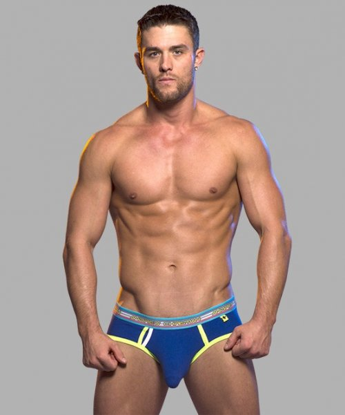 ANDREW CHRISTIAN Tighty Whitie Brief W/Almost Naked XS/XL_商品説明2