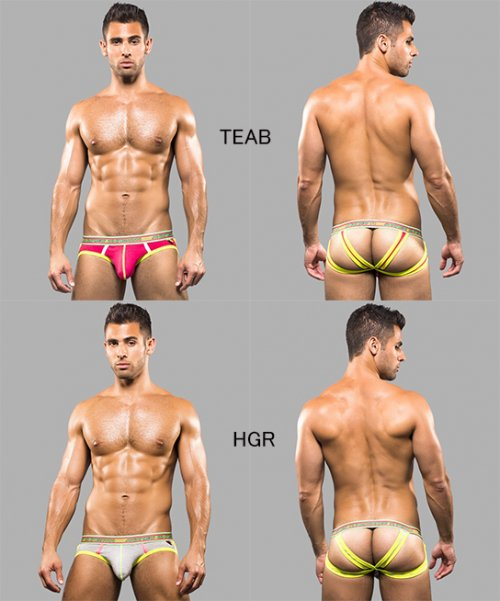 ANDREW CHRISTIAN show-It Bubble Butt Comfort Jock XS/XL_商品説明3