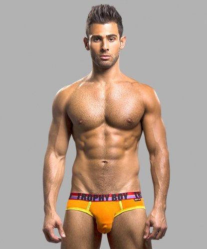 ANDREW CHRISTIAN Trophy Boy Brief Show-It XS/XL