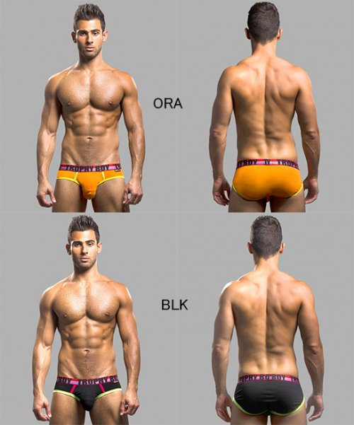 ANDREW CHRISTIAN Trophy Boy Brief Show-It XS/XL_商品説明2