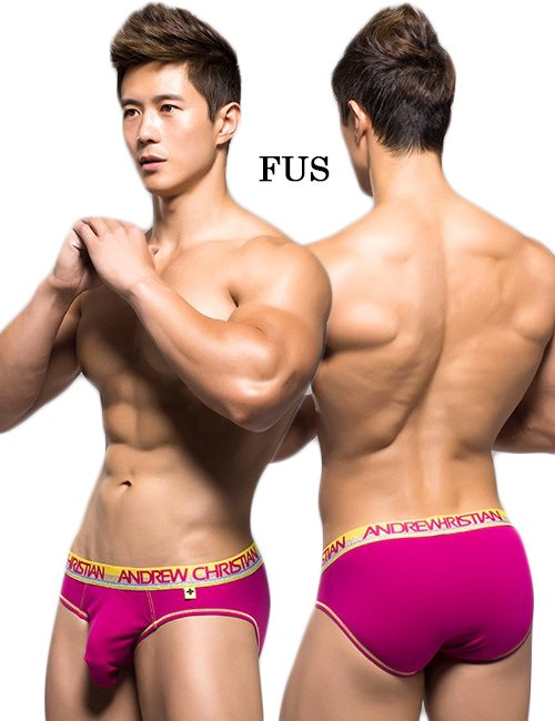 ANDREW CHRISTIAN Glow Pop Brief XS/XL_商品説明2