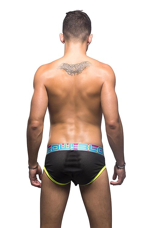 ANDREW CHRISTIAN BLOW! Sports Brief W/Almost Naked  XS/XL_商品説明1