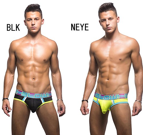 ANDREW CHRISTIAN BLOW! Sports Brief W/Almost Naked  XS/XL_商品説明2