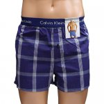 Calvin Klein カルバンクライン Woven Slim Fit Fashion Boxer S/L