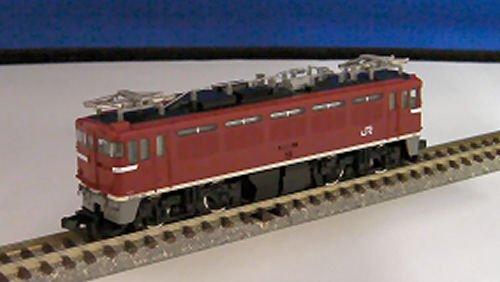 ED75-1000形前期型JR貨物新更新車