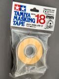 タミヤマスキングテープ18mm