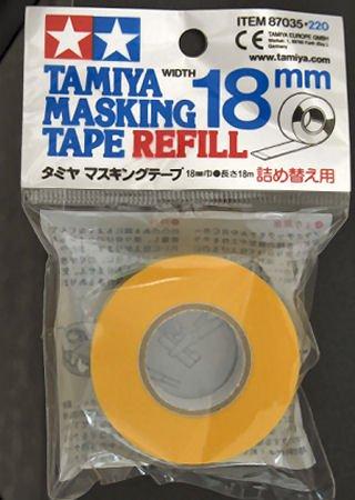 マスキングテープ18mm詰め替え