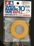 マスキングテープ10mm詰め替え