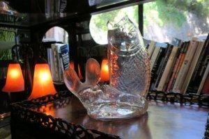 Escalier de Cristal 鯉の花器(aaa27)