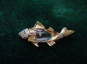 CORO JELLYBELLY 魚のファークリップ (S7047)