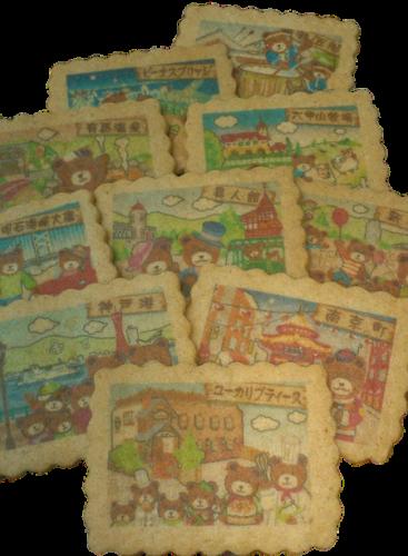 【10枚より】オリジナルプリントクッキー《サブレ》