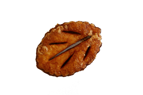 葉っぱのパイ(リーフパイ)