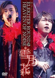 ELEKITER ROUND 0 3rd.ワンマンライブ「HEAVEN OF NOISE 2015ツアー 〜雪月花〜」