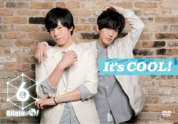 &6alleinの2/6!「It's COOL !」