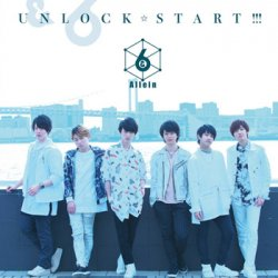 &6allein DEBUT SINGLE 「UNLOCK☆START!!!」