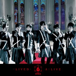&6allein 2nd SINGLE 「-LIVED- / A:LIVE」
