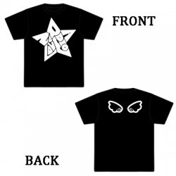 【Radio 2DLOVE 公開イベント】Tシャツ(黒)