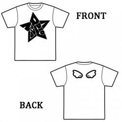【Radio 2DLOVE 公開イベント】Tシャツ(白)